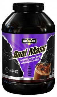 MAXLER Real Mass 10lb (4,54 кг)