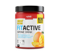 VP lab FitActive Fitness Drink 500 г