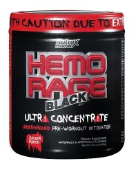 Nutrex Hemo Rage Black Ultra Concentrate (30 порций)
