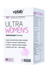 VP Lab Women Ultra Multivitamin (90 капсул)