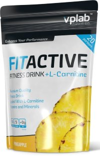 VP Lab FitActive+L-carnitine 500 г
