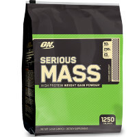 OPTIMUM NUTRITION Serious Mass 12 lb (5.45 кг)
