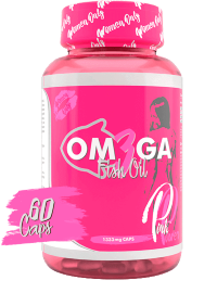 STEEL POWER Pink Power Omega-3 60 капсул