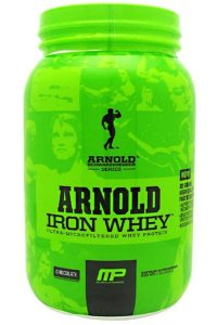 Arnold Series Iron Whey 2lb (0,9кг)