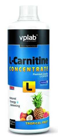 VPlab L-Carnitine Concentrate (1л)