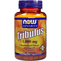 NOW Tribulus 1000 (90 таблеток)