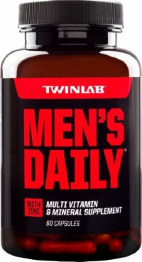 TWINLAB Mens Daily 60 капс