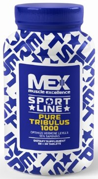 MEX Pure Tribulus 1000 (60 таблеток)