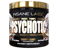 INSANE LABZ Psychotic GOLD 35 порц