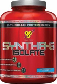 BSN Syntha-6 Isolate 4lb (2кг)