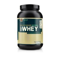 OPTIMUM NUTRITION 100% Whey Protein Gold Standard Natural 2lb (0,9кг)