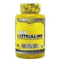 STEEL POWER L-citrulline 120 капсул