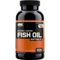 OPTIMUM NUTRITION Fish Oil (200 капсул)
