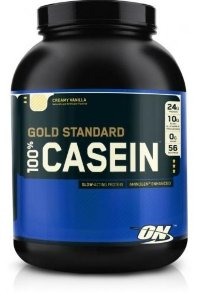 OPTIMUM NUTRITION 100% Casein Protein 4lb (1,8кг)