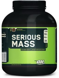 OPTIMUM NUTRITION Serious Mass (2,72кг)