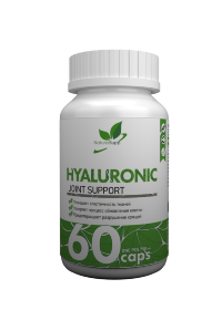 NATURALSUPP Hyaluronic Acid Гиалуроновая кислота 100мг (60 капсул)