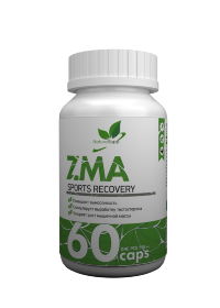 NATURALSUPP ZMA ЗМА (60 капсул)