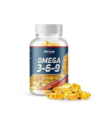 GENETICLAB Omega 3-6-9 (90 капсул )