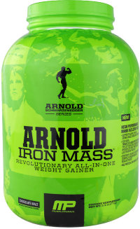 Arnold Series Iron Mass 5lb (2,27кг)