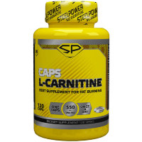 STEEL POWER L-carnitine 120 капсул