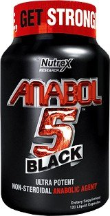 Nutrex Anabol-5 Black (120 капсул)