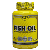 STEEL POWER Fish Oil 90 капсул