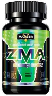 MAXLER ZMA Sleep Max (90 капсул)