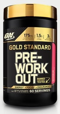OPTIMUM NUTRITION Gold Standard PRE- (60 порций)