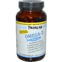 Twinlab Omega-3 Fish Oil 1000mg (100 капсул)