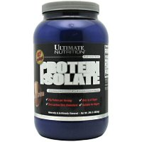 Ultimate Nutrition Protein Isolate 3lb (1,4кг)