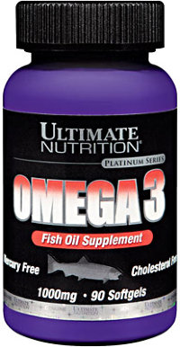 Ultimate Omega-3 (90 капсул)