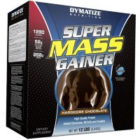 Dymatize Super Mass Gainer 12lb (5,5кг)