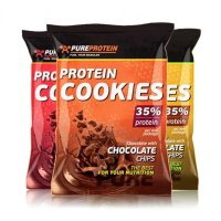 PUREPROTEIN Protein Cookies 35% (12 шт)