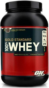 OPTIMUM NUTRITION Whey Protein Gold Standard (908 г)