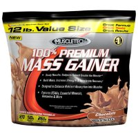 MuscleTech 100% Mass Gainer V2 12lb (5,45кг)