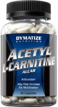 Dymatize Acetyl L-Carnitine 500 мг (90 капсул)