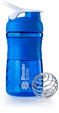 BLENDER BOTTLE SportMixer Rubber (591 мл)