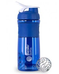 BLENDER BOTTLE SportMixer Rubber (828 мл)