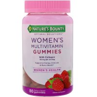 NATURE'S BOUNTY Women's Multivitamin Gummies (60 жевательных таблеток)