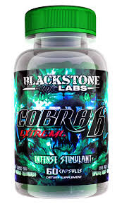BLACKSTONE LABS Cobra6 extreme (60 капсул)