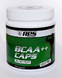 RPS BCAA (240 капсул)