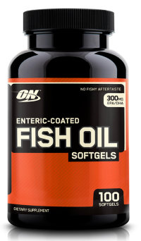 OPTIMUM NUTRITION Fish Oil 100 кап