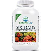 NATURE'S LAB Six Daily (120 капсул)