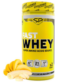 STEEL POWER Fast Whey Protein 300 г