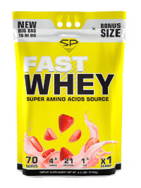 STEEL POWER Fast Whey Protein 2100 г
