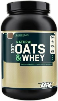 OPTIMUM NUTRITION 100% Natural Oats & Whey 3lb (1,36кг)