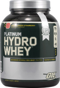 OPTIMUM NUTRITION Platinum HydroWhey 3,5lb (1,5кг)