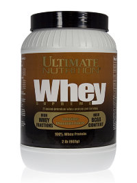 Ultimate Nutrition Whey Supreme 2lb (0,9кг)