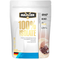 MAXLER EU 100% Isolate (Пакет) 900 г