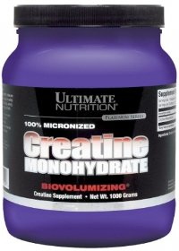 Ultimate 100% Micronized Creatine Monohydrate (1кг)